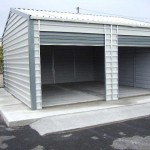20FT X 20FT Double Garage