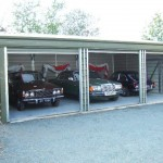 30FT X 20FT 3 Car Garage