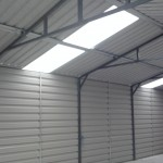 50FT X 25FT Warehouse Internal