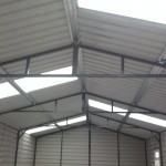 50FT X 25FT Warehouse Roof