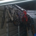 Walkthrough Shed Bikes Roof